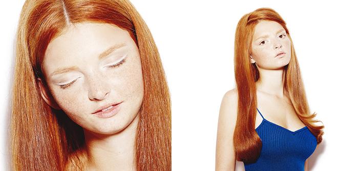 True Ginger - Miriam Paulet