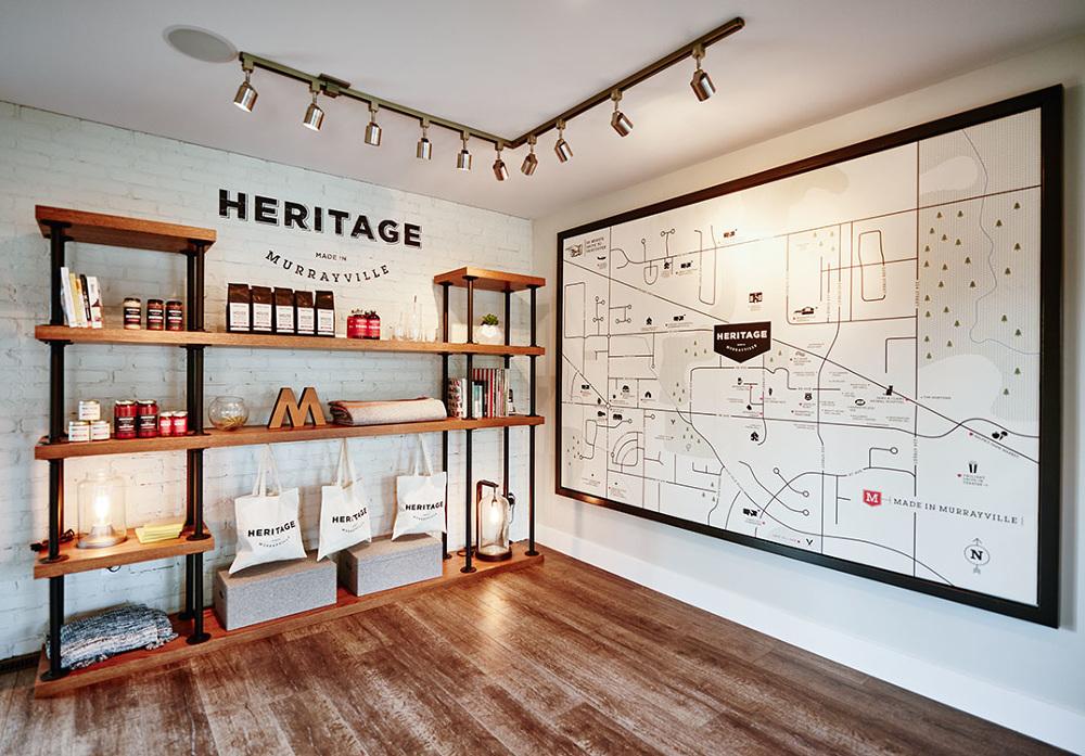 heritage sales centre janine merkl. Black Bedroom Furniture Sets. Home Design Ideas