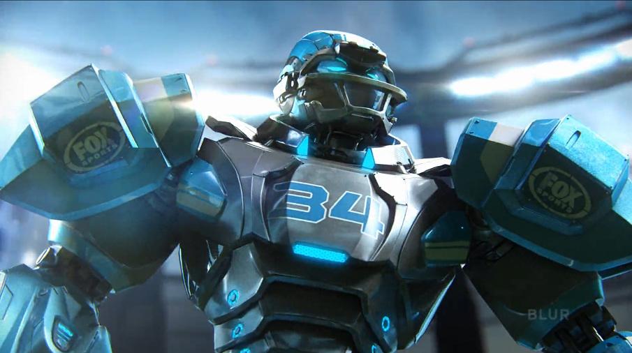 Fox Sports Nfl Robot