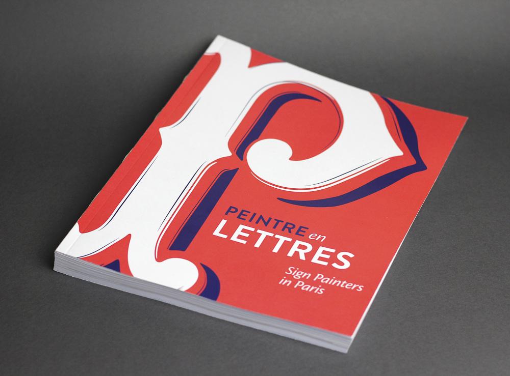 Book Design – Sign Painters - Kerstin Ullrich