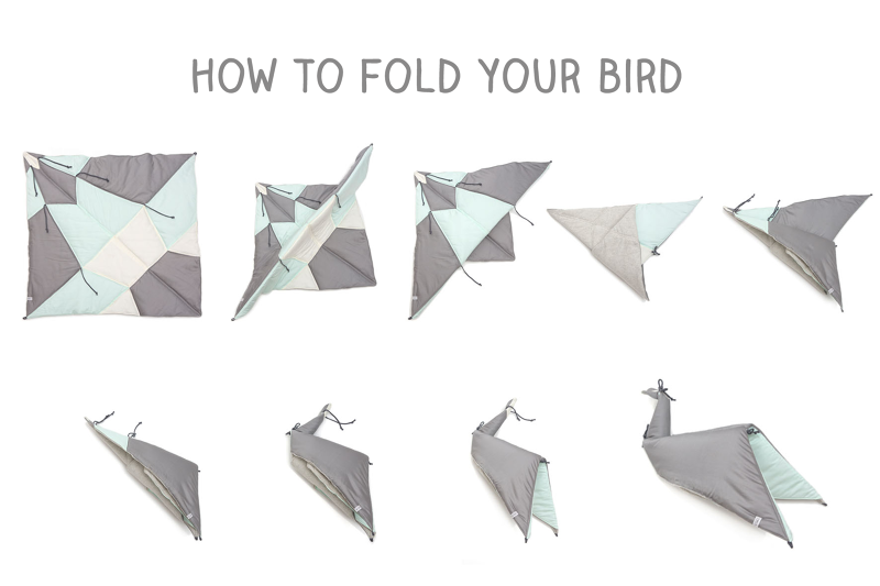 Play Fold Bird Is A Registered Design And Part Of The DANISH CRAFTS COLLECTION 17